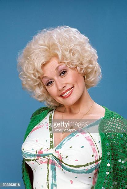 Dolly Parton in her role as Doralee in the film 9 to 5