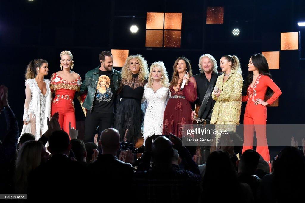 61st Annual GRAMMY Awards - Inside : News Photo