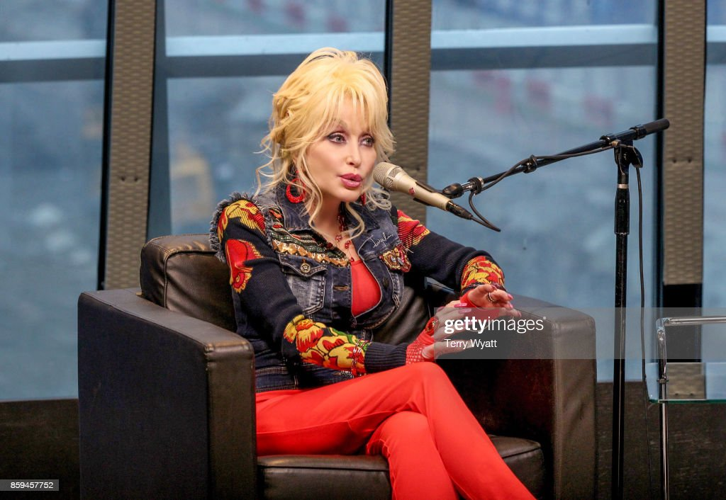 SiriusXM Presents Dolly Parton On Kids Place Live At Nashville Music City Theatre On October 9, 2017 : News Photo