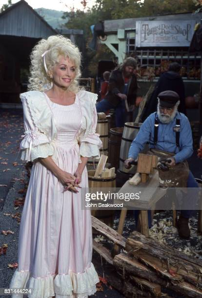 Dollywood Dolly Parton in 1987