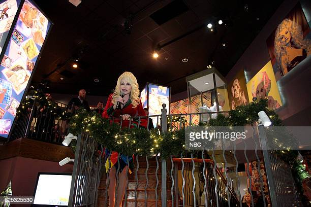CIRCLE OF LOVE Dollywood Premiere Pictured Dolly Parton