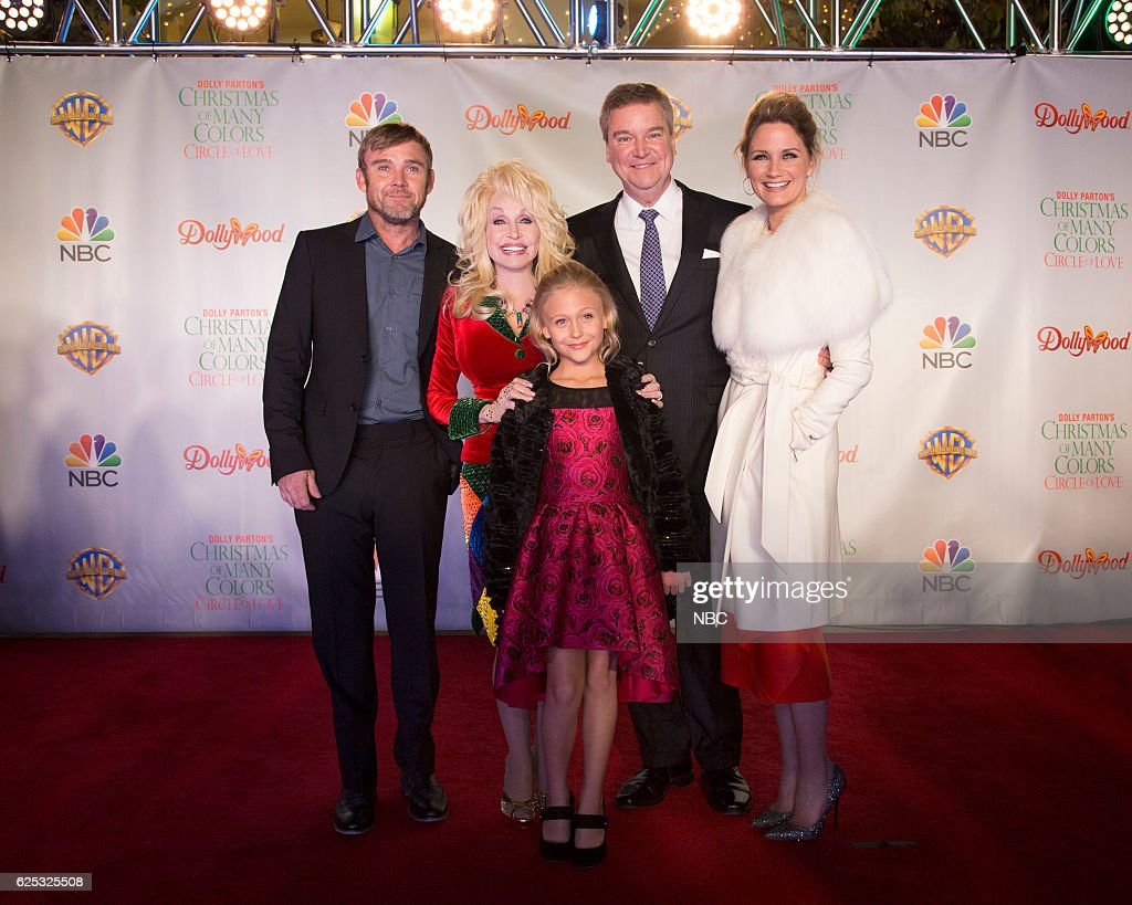 """NBC's """"Dolly Parton's Christmas of Many Colors: Circle of Love"""" - Dollywood Premiere"""