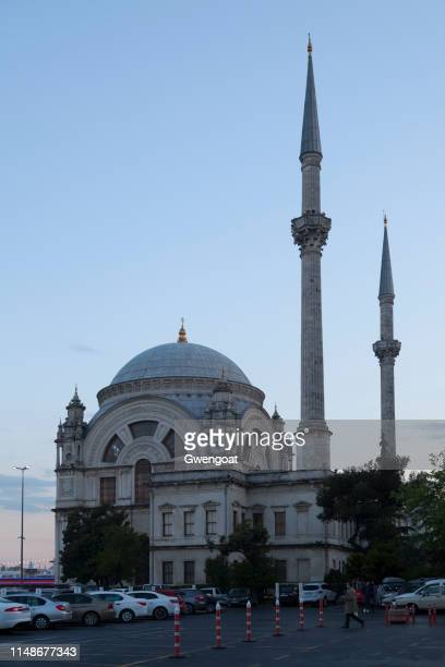 Dolmabahce Mosque in Istanbul