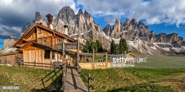 Dolomite Alps, Odle Mountain Group, South Tyrol, Italy, Europe