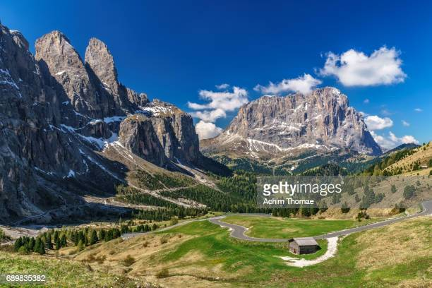 Dolomite Alps, Panorama, South Tyrol, Italy, Europe