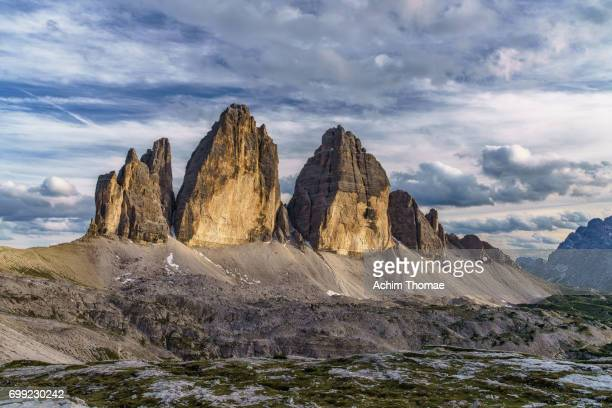 Dolomite Alps, Panorama, South Tyrol, Italy, Europe
