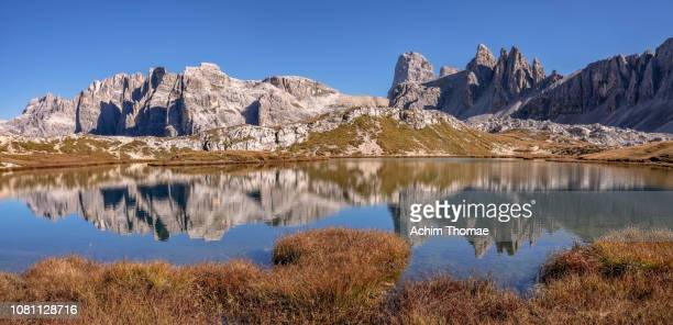 Dolomite Alps, South Tyrol, Italy, Europe