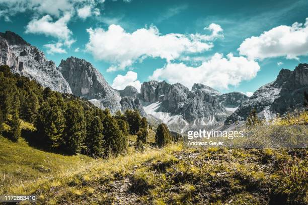 dolomiten - andreas solar stock pictures, royalty-free photos & images