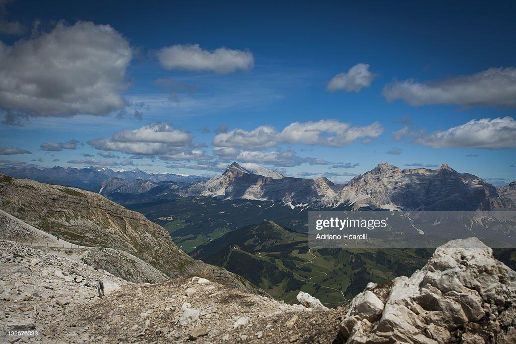 Dolomites, Italy : ストックフォト