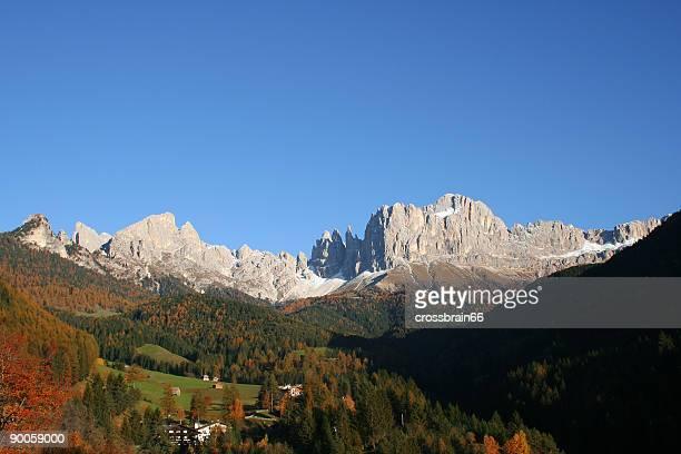 Dolomites - the Rosengarten