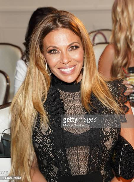 Dolores Catania attends the Envy By Melissa Gorga Fashion Show on May 03, 2019 in Hawthorne, New Jersey.
