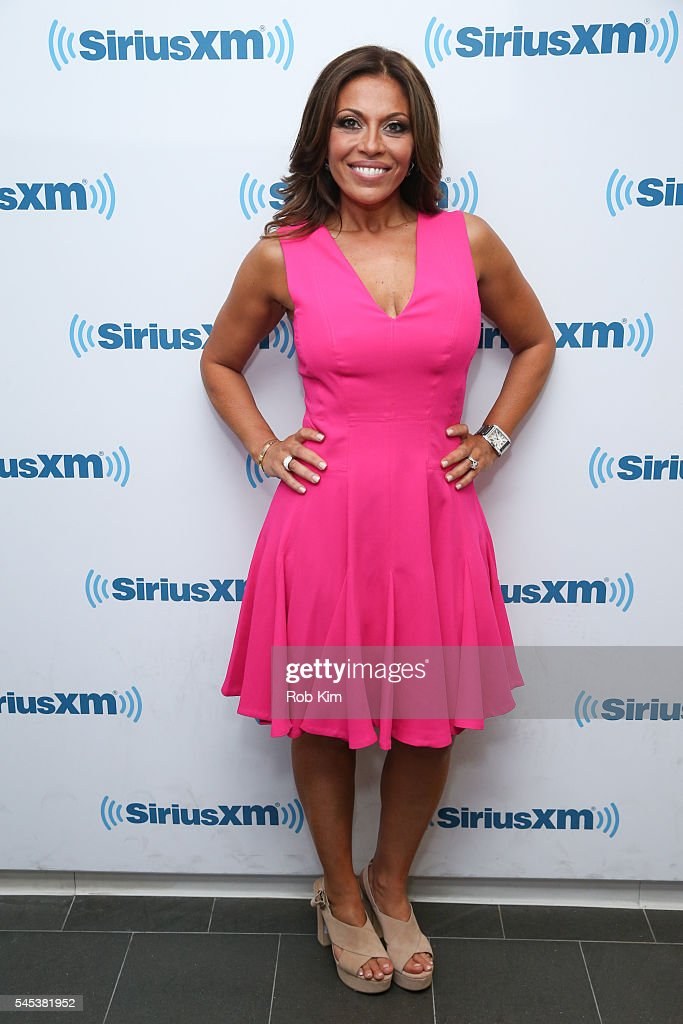 Celebrities Visit SiriusXM - July 7, 2016 : News Photo