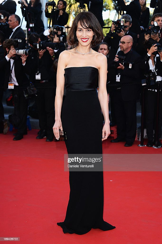 Dolores Chaplin attends the Premiere of 'The Immigrant' at The 66th Annual Cannes Film Festival at Palais des Festivals on May 24, 2013 in Cannes, France.