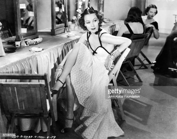 Dolores del Rio plays the sensual Carmen in 'The Devil's Playground' directed by Erle C Kenton