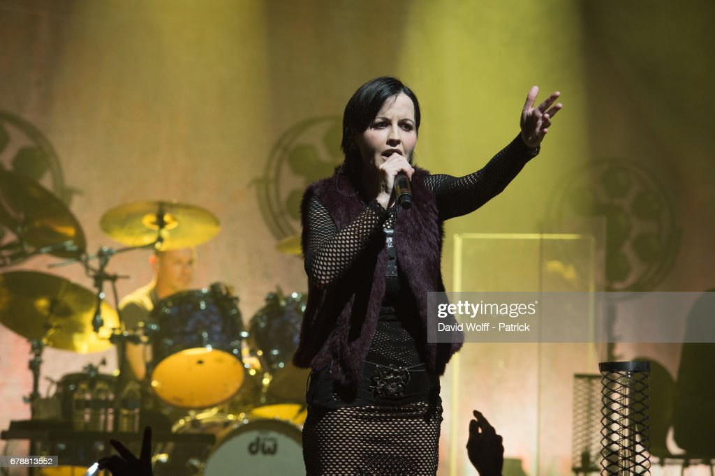 The Cranberries Performs At  L'Olympia In Paris : News Photo