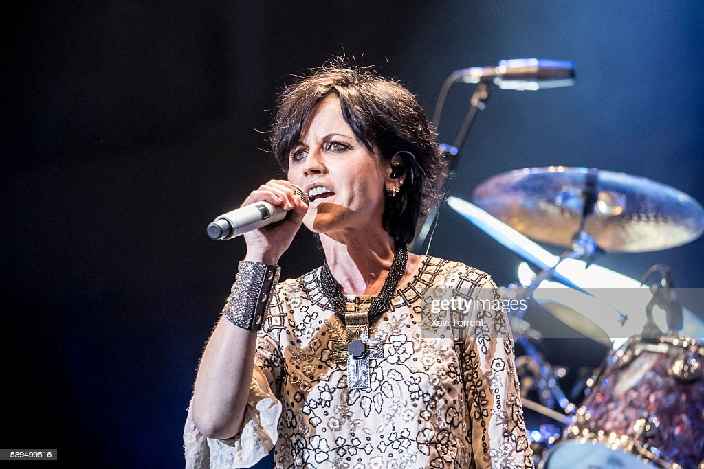 The Cranberries Perform in Concert in Barcelona : News Photo