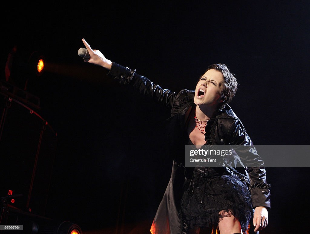 The Cranberries Perform At The Heineken Music Hall