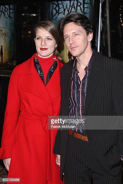 Dolores Rice and Andrew McCarthy attend New York Special Screening of PARAMONT PICTURES' and NICKELODEON MOVIES,' THE SPIDERWICK CHRONICLES at AMC...