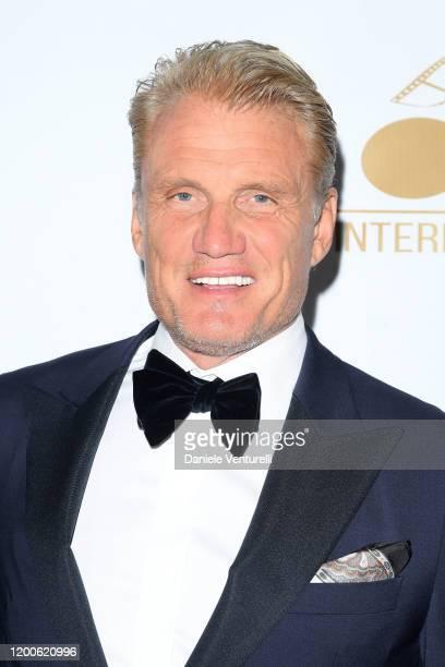 Dolph Lundgren attends Cana Dorada Film & Music Festival - Closing Gala Dinner: Honoring Avi Lerner on January 19, 2020 in Punta Cana, Dominican...