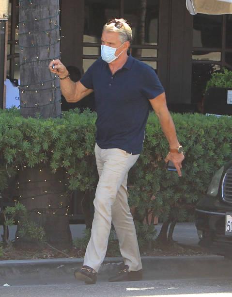 CA: Celebrity Sightings In Los Angeles - July 04, 2020