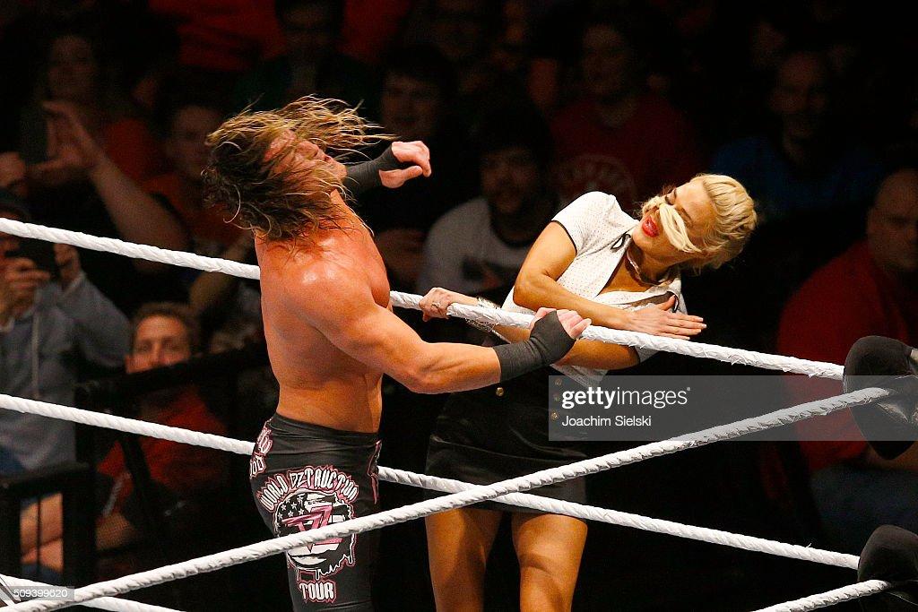 WWE Germany Live  Bremen - Road To Wrestlemania : News Photo