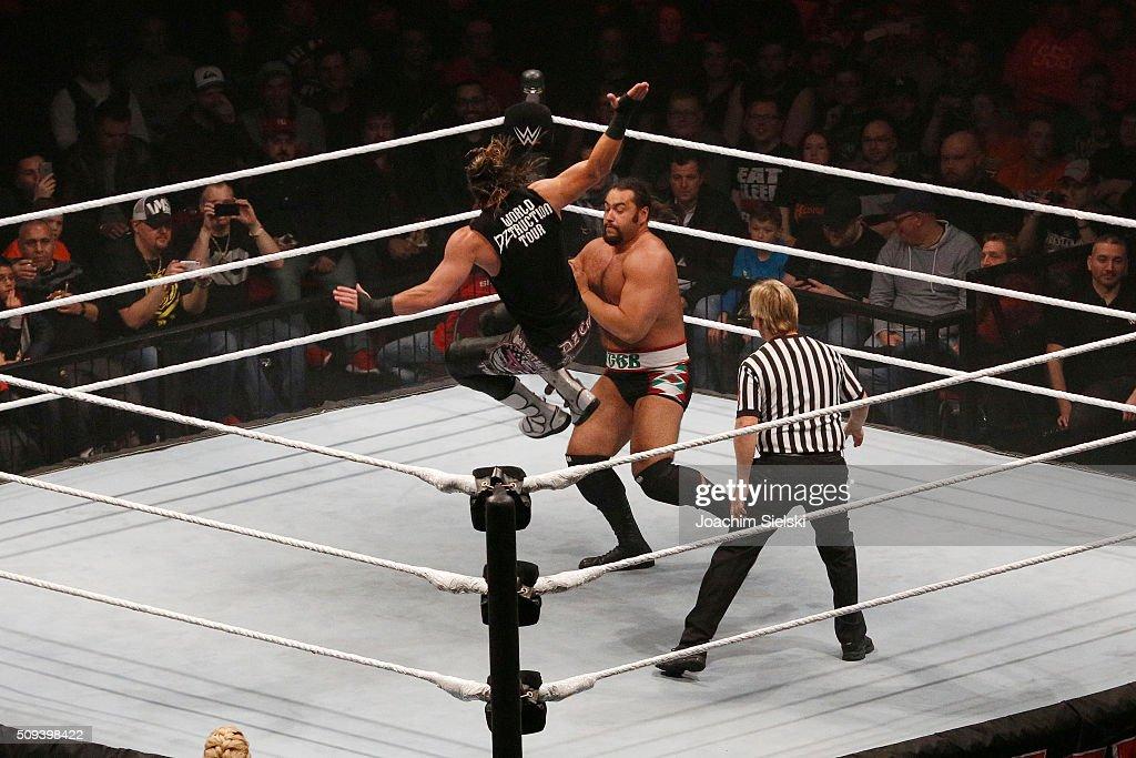 WWE dating kommersiella