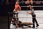 cologne germany dolph ziggler competes ring