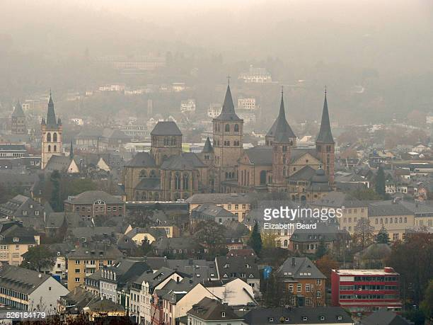 Dom from above Trier, Germany