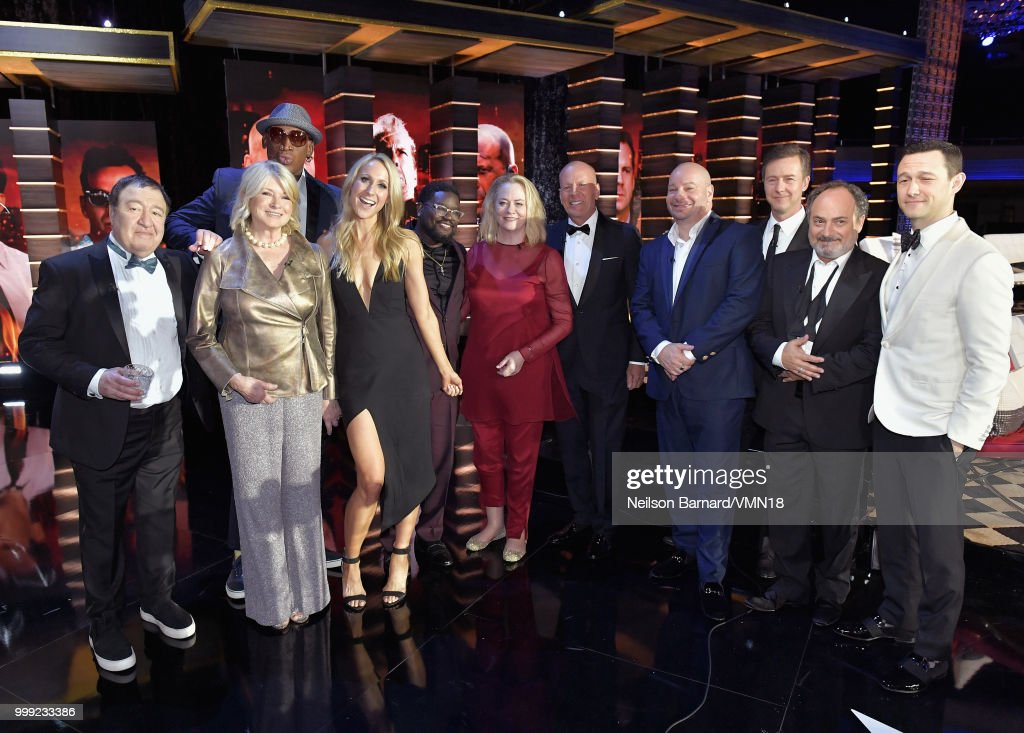 Comedy Central Roast Of Bruce Willis - Roaming Show : News Photo