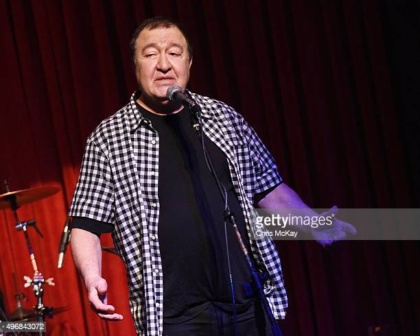 Dom Irrera performs his standup comedy act at The Foundry on November 11 2015 in Athens Georgia
