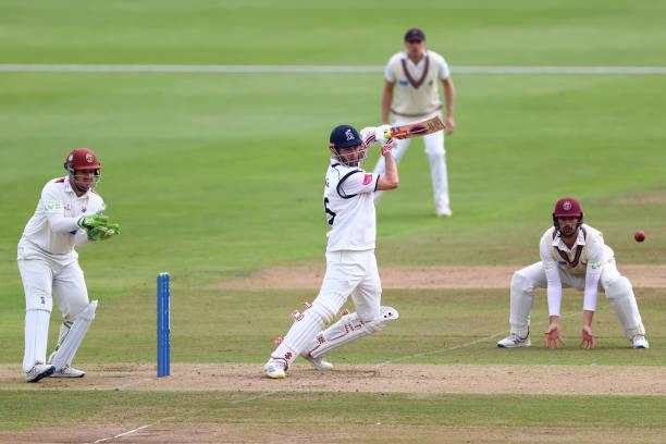 GBR: Warwickshire v Somerset - LV= Insurance County Championship