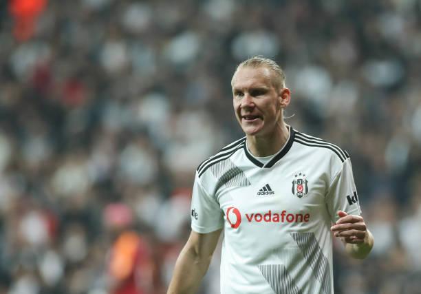 Besiktas Istanbul v Galatasaray Istanbul - Sueper Lig