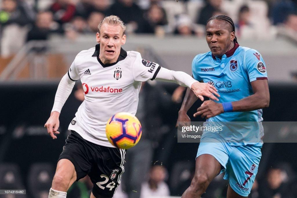 Turkish Spor Toto Super Lig'Besiktas AS v Trabzonspor AS' : ニュース写真