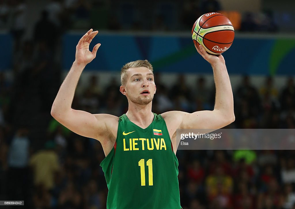 Basketball - Olympics: Day 8 : News Photo