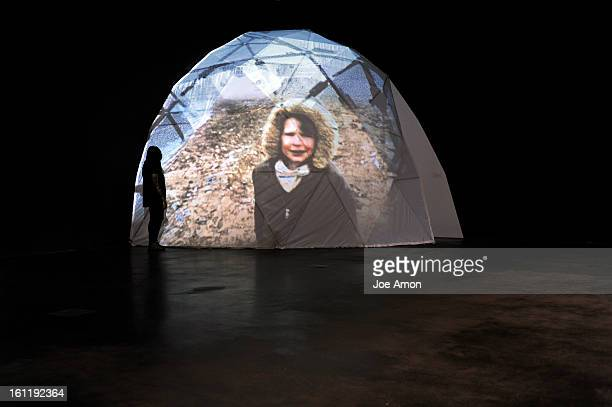 Dome Architecture, Drop City and Beyond on display at The Museum of Contemporary Art in West of Center: Art and the Counterculture Experiment in...