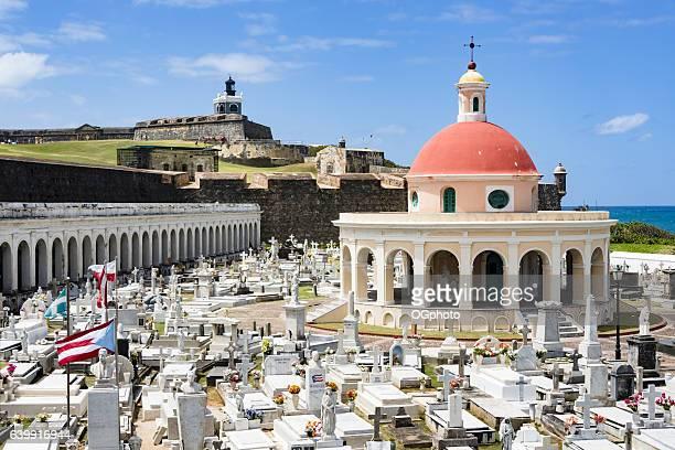 Dome from Santa Maria Magdalena de Pazzis Cemetery, Puerto Rico