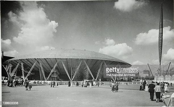 Dome of Discovery Festival of Britain 1951