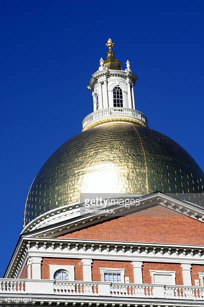 Dome of Massachusetts State House