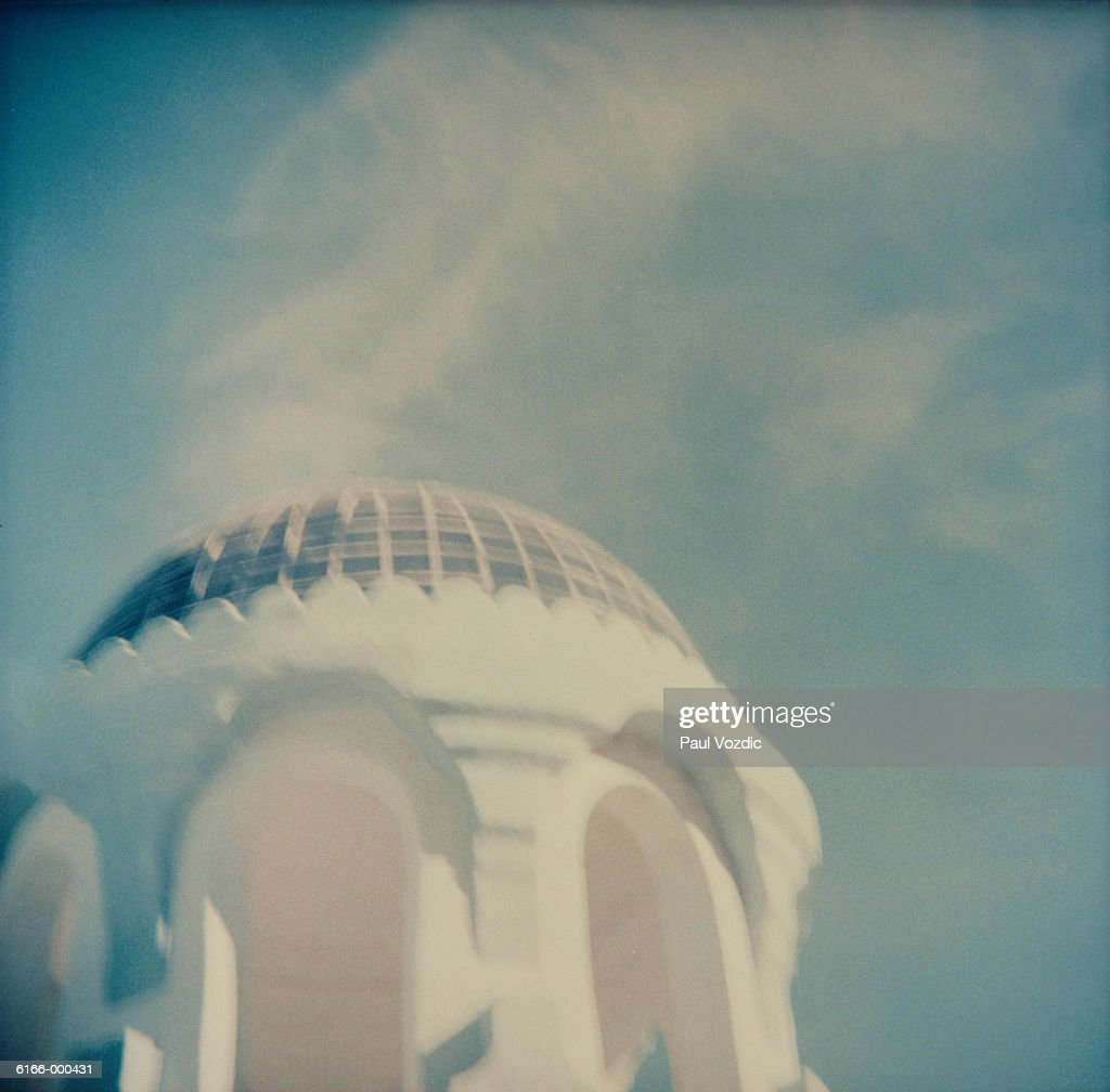 Dome of Mosque : Stock Photo