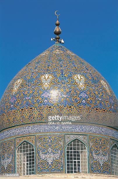 Dome of the AlAskari Mosque Samarra Iraq