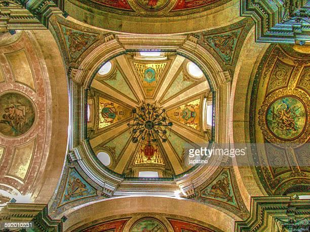 Dome of the Basilica of Bom Jesus