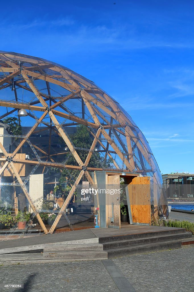 Dome of Visions, Copenhagen - Denmark : Stock Photo