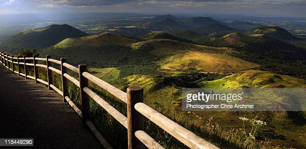 dome - auvergne stock pictures, royalty-free photos & images