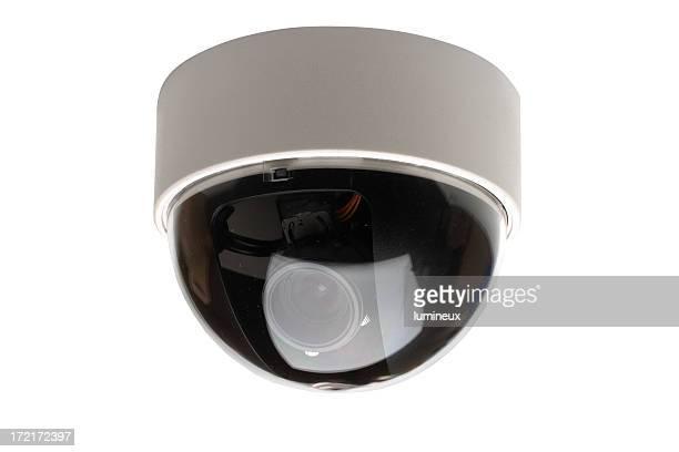 ドームセキュリティカメラ