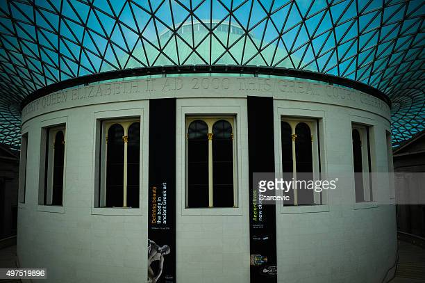 Domed ceiling in London, UK