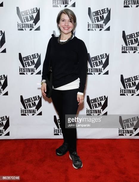 Domenica CameronScorsese attends 2017 Women in Power Benefit on October 18 2017 in New York City