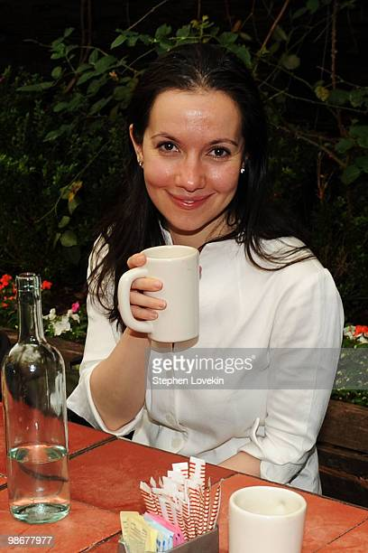 Domenica CameronScorsese attends the Director's Brunch during the 2010 Tribeca Film Festival at The Park on April 26 2010 in New York City