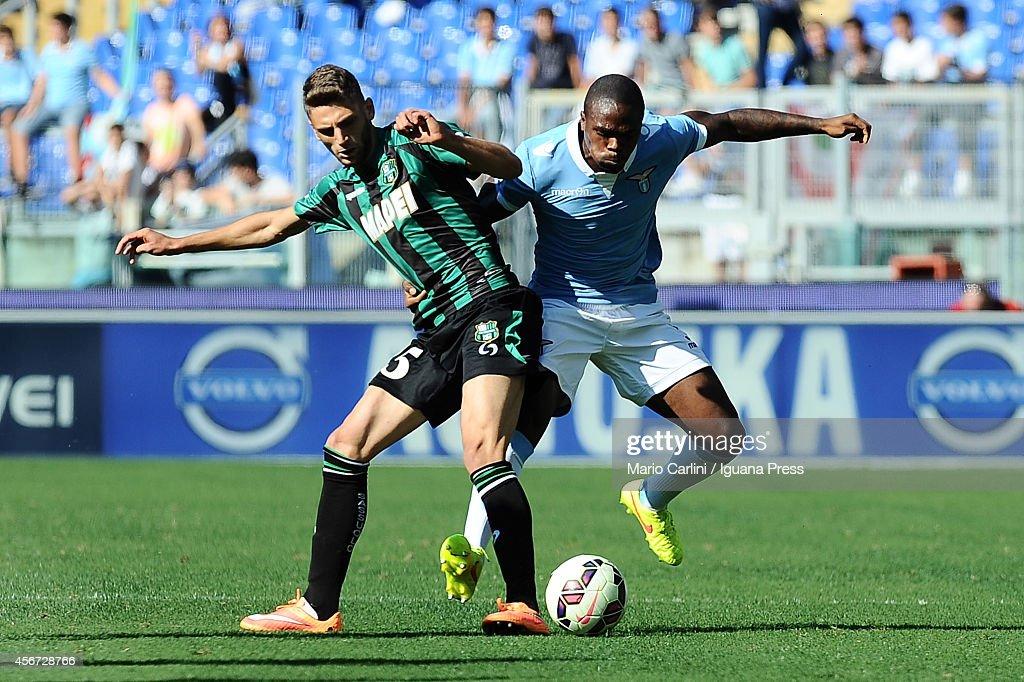 SS Lazio v US Sassuolo Calcio - Serie A : News Photo