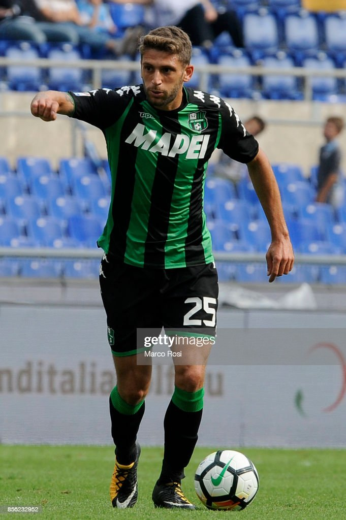SS Lazio v US Sassuolo - Serie A : News Photo