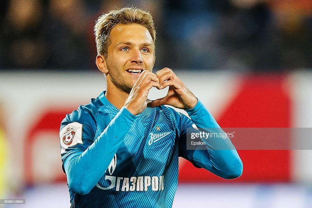 FC Zenit St. Petersburg vs FC Rubin Kazan - Russian Premier League